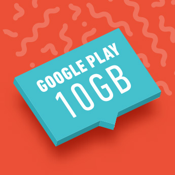 Selfy Google Play 10GB Tarife