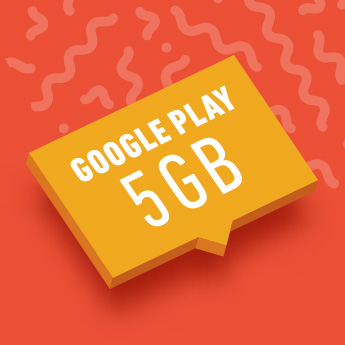Selfy Google Play 5GB Tarife